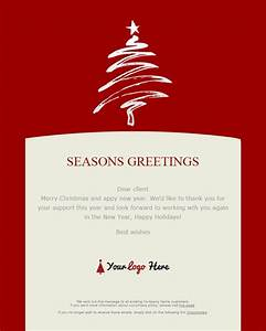 104 20 free christmas and new year email templates With seasons greetings templates free