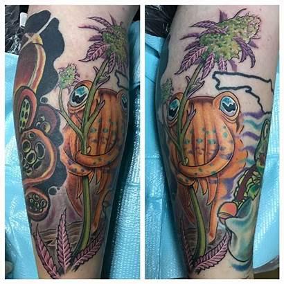 Seaweed Tattoos