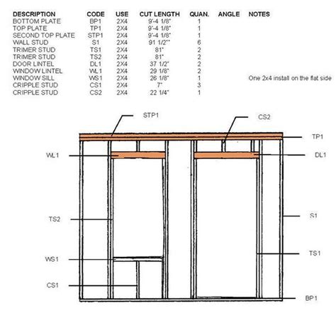 Shed Design Plans 8x10 by 8 215 10 Lean To Shed Plans Blueprints For A Durable Slant