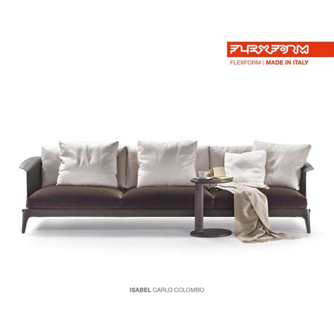 canapé flexform flexform sofa design carlo colombo admired by