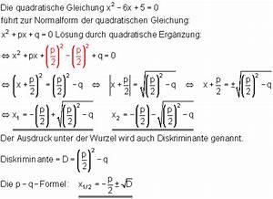 Nullstellen Berechnen Pq Formel : quadratische funktionen ii ~ Themetempest.com Abrechnung