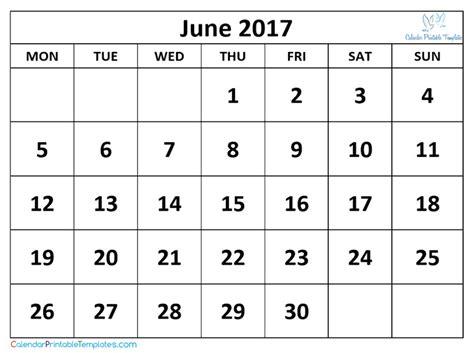 june calendar template 2017 june 2017 calendar printable template pdf uk usa canada calendar template letter format