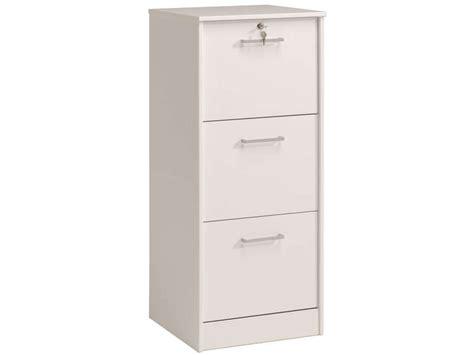 classeur  tiroirs ludik coloris blanc vente de bureau