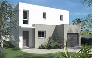 maison toit plat prix au m2 scarrco With maison toit plat prix au m2
