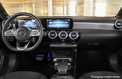 mercedes benz  class sedan interior fronto