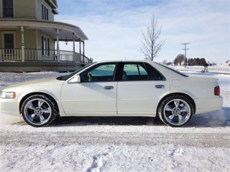 find used 1999 cadillac seville sts sedan 4 door 4 6l in mediapolis iowa united states