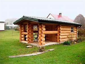 Garten Holzhäuser Aus Polen : naturstammh user bausatz kosten preise f r naturstamm ~ Lizthompson.info Haus und Dekorationen