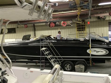 Fountain Boats Factory Location by Baja Marine Offering Deep Discounts On Factory Direct