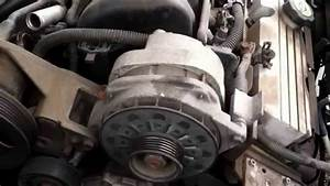 Buick Park Avenue Alternator Replacement