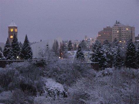 Spokane Scenery Snow | Flickr - Photo Sharing!