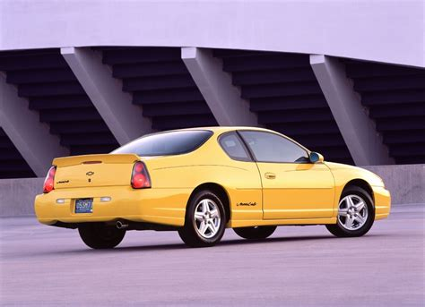 2003 Chevrolet Monte Carlo History, Pictures, Value