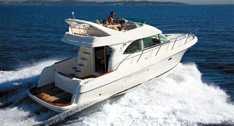 jeanneau prestige   berths motor boats charter