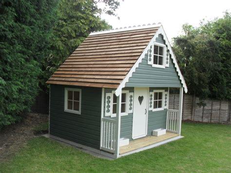 Kinder Spielhaus Für Den Garten  25 Design Ideen