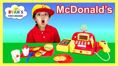 cuisine toys r us mcdonald 39 s register pretend play food cookie