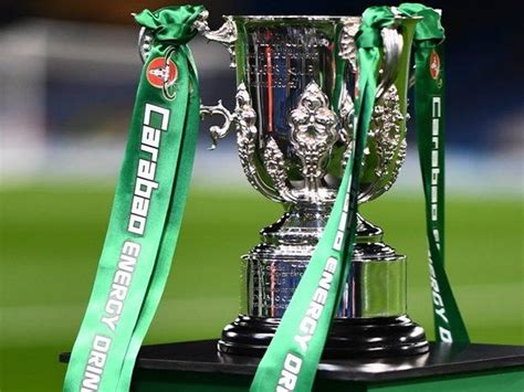 Carabao Cup, quarter-final draw: Liverpool to face Aston ...