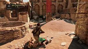 Uncharted 3 - Desert Chapter HD Gameplay - YouTube