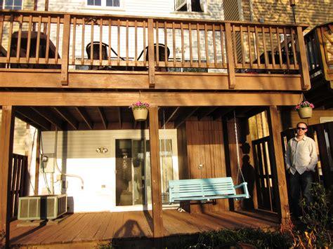 porch swing pergola porch swing deck decks ideas 1600