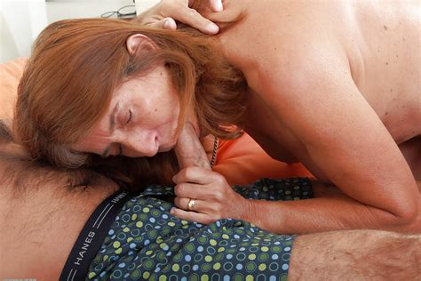 Horny Amateur Granny Meg And Her Husband Give Each Other