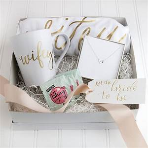 10 ways to celebrate miss to mrs with etsy intimate With wedding gift for bride pinterest