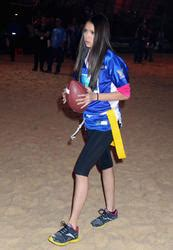 Nina Dobrev Beach Bowl