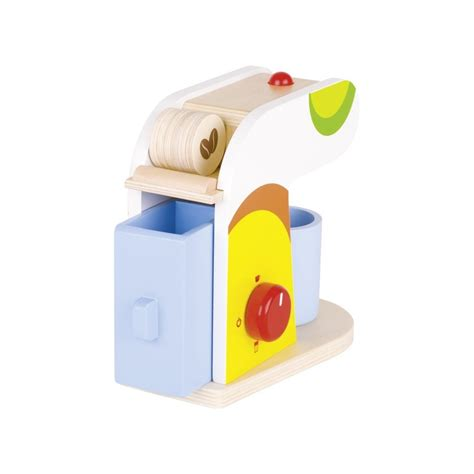 machine a cafe en bois cafeti 232 re jouet en bois goki