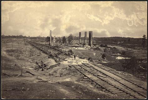 File:Destruction of General Hood's Ordnance Train - NARA ...