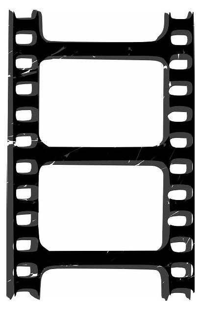 Film Clip Strip Clipart Camera Filmstrip Vector