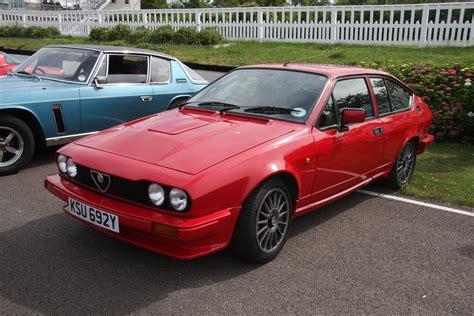 Alfa Romeo Gtv6 by Alfa Romeo Gtv6 Pictures Photos Information Of