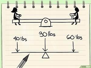 Gewicht Berechnen Kind : den gleichgewichtspunkt berechnen wikihow ~ Themetempest.com Abrechnung