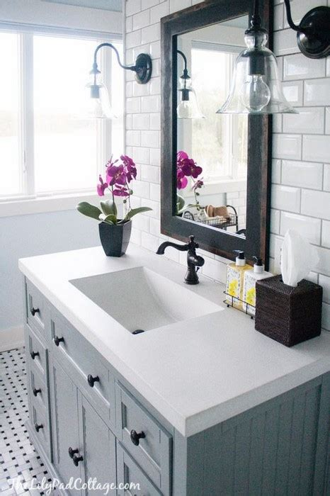 Grey Bathroom Fixtures by 30 Interior Designs With Bathroom Faucets Messagenote