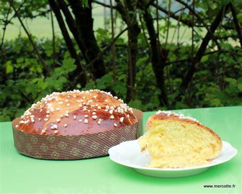 recette cuisine telematin carinne teyssandier la mouna brioche de pâques la cuisine de mercotte