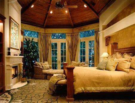 Luxury Master Bedrooms In Mansions
