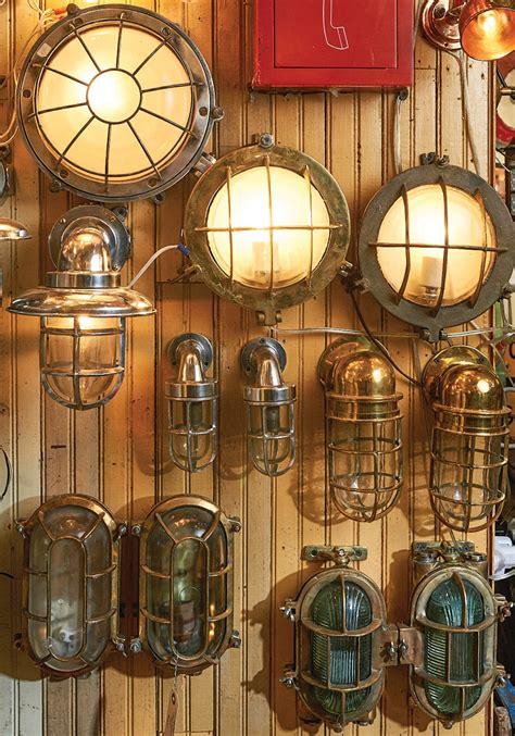 nautical lights ahoy restoration design