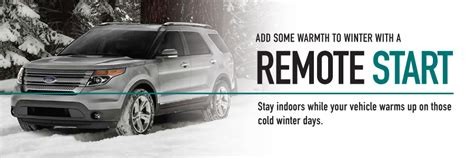delaware and maryland auto shop announce remote starts for cold winter days