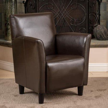 christopher home francisco brown bonded leather