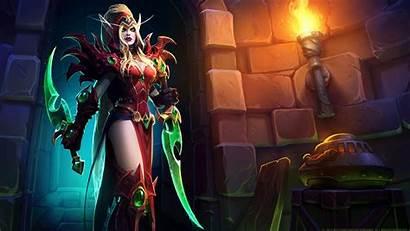 Valeera Sanguinar Warcraft 4k Wow Resolution Uhdpixel