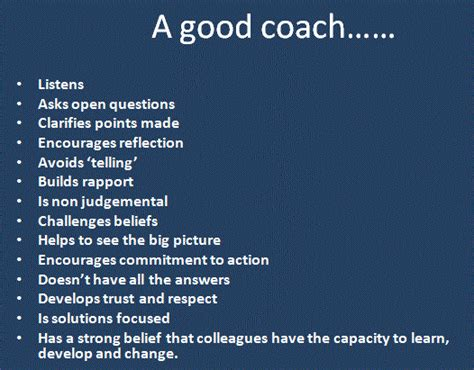 coaching works coach quotes coaching philosophy quotes