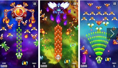 galaxy attack space shooter mod apk for android download