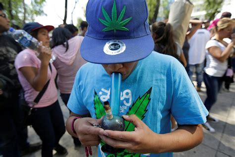 marijuana worse  teen brains  alcohol study finds