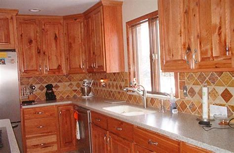 knotty hickory kitchen cabinets question for time owners of alder cabinets 6671