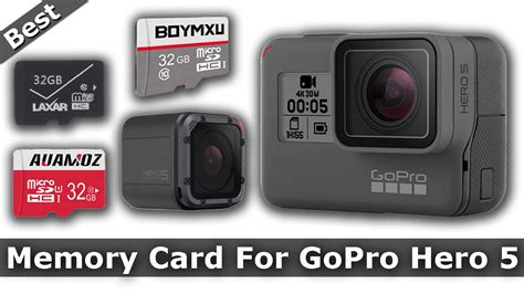 Maybe you would like to learn more about one of these? Best SD Card For GoPro Session & Hero 5