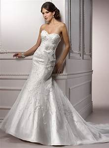 neckline wedding dresses a trusted wedding source by With pics of wedding dresses