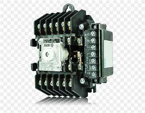 Wiring Diagram Contactor Electrical Wires  U0026 Cable