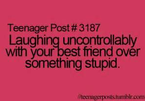 Teenager Post Quotes About Friends
