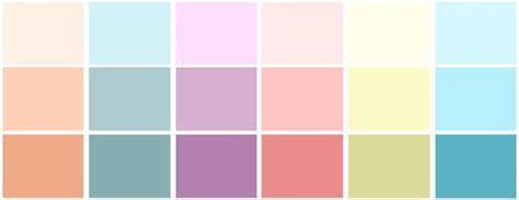 paleta candy colors Cores para casamento Paleta de