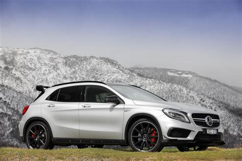 Mercedes-benz Gla45 Amg Review