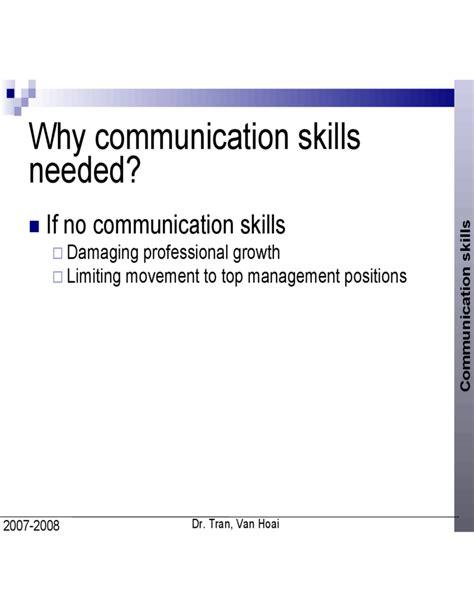 talk communication skills ppt free