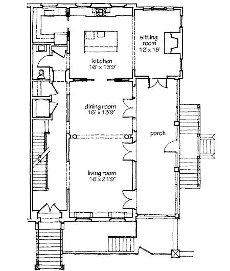 southern living features abercorn place floorplans
