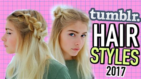 Tumblr Hairstyles For 2017!