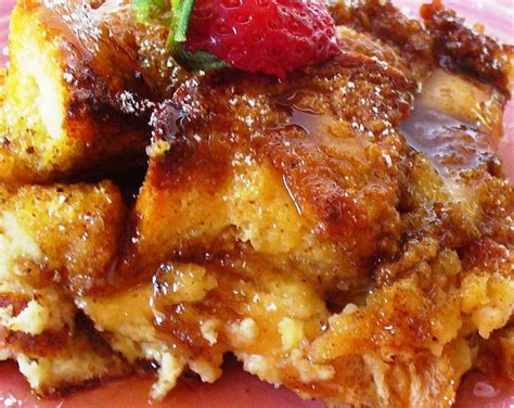 Leenee Sweetest Delights Baked French Toast Casserole
